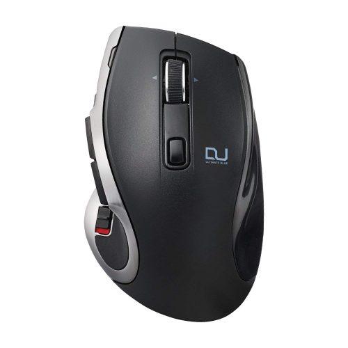 エレコム(ELECOM) ハードウェアマクロ搭載マウス M-DC01MBBK