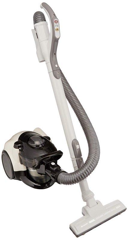 シャープ(SHARP) サイクロン掃除機 EC-CT12-C