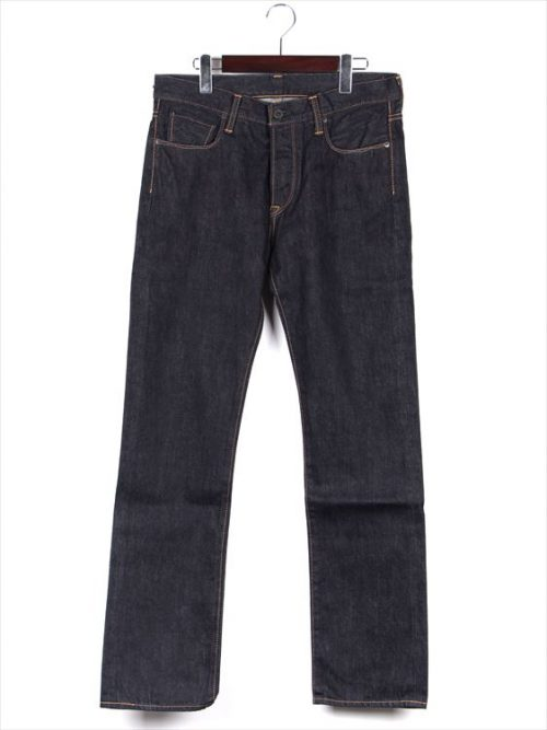 クロ(KURO) Graphite-Indigo-Classic-One Wash