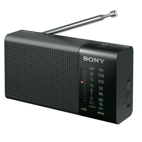 ソニー(SONY) FM/AMハンディーポータブルラジオ ICF-P36