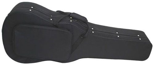 ケーシー(KC) アコースティックギター用 軽量セミハードケース SDW-100