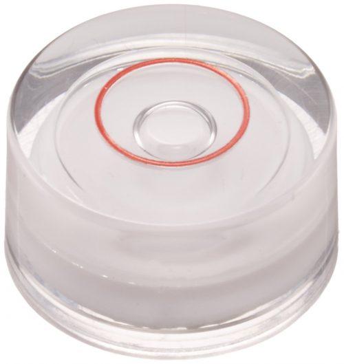 シンワ測定 丸型気泡管B Ф16mm 76329
