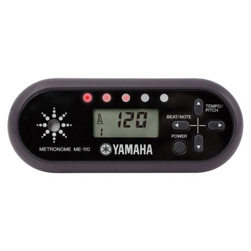 ヤマハ(YAMAHA) デジタルメトロノーム ME-110BK