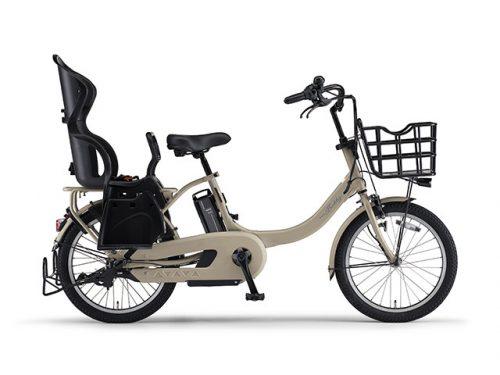 ヤマハ(YAMAHA) PAS Babby un リヤチャイルドシート標準装備モデル