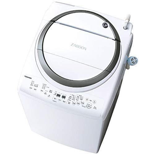 東芝(TOSHIBA) タテ型洗濯乾燥機 8kg AW-8V7