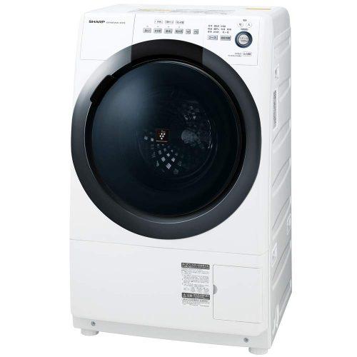シャープ(SHARP) ドラム式洗濯乾燥機 7.0kg ES-S7D