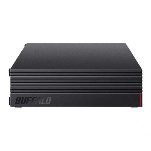 バッファロー(BUFFALO) 外付けハードディスク HD-AD4U3