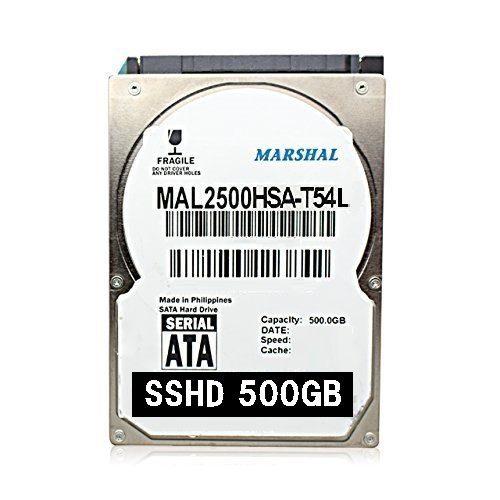 マーシャル(MARSHAL) SSHD MAL2500HSA-T54L 500GB