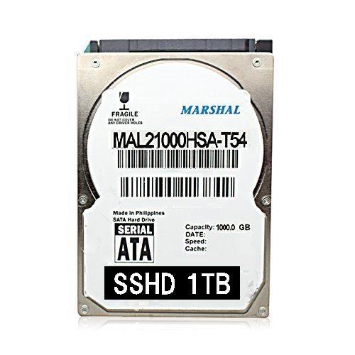 マーシャル(MARSHAL) SSHD MAL21000HSA-T54 1TB