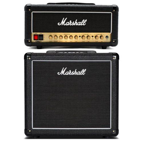 マーシャル(Marshall) ギターアンプ スタックセット DSL20H&MX112