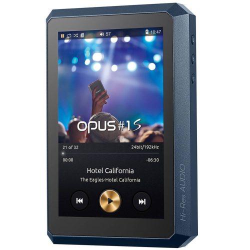 The BIT audio-opus Opus#1S HA-520-32G-LB