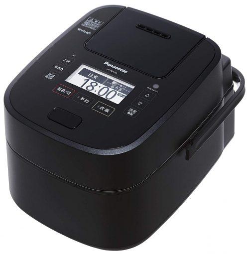 パナソニック(Panasonic) スチーム&可変圧力IHジャー炊飯器 SR-VSX108