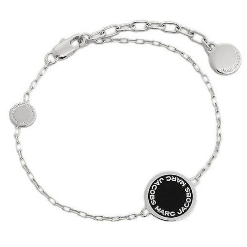 マーク ジェイコブス(Marc Jacobs) Logo Disc Enamel Logo Disc Bracelet
