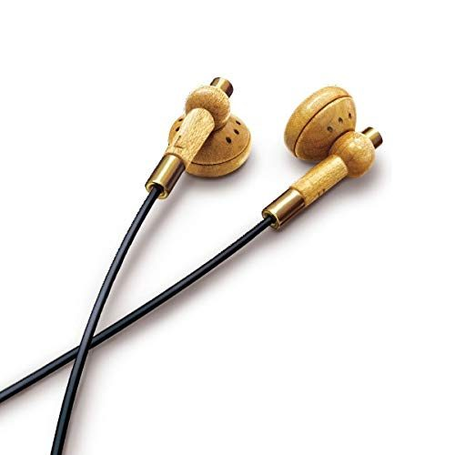 ラディウス(radius) Wood Earphone HP-WHF11Mx