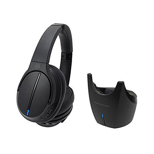 オーディオテクニカ(audio-technica) デジタルワイヤレスヘッドホンシステム ATH-DWL550