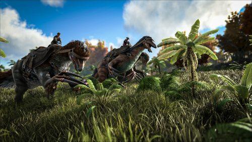 ARK: Survival Evolved - スパイク・チュンソフト