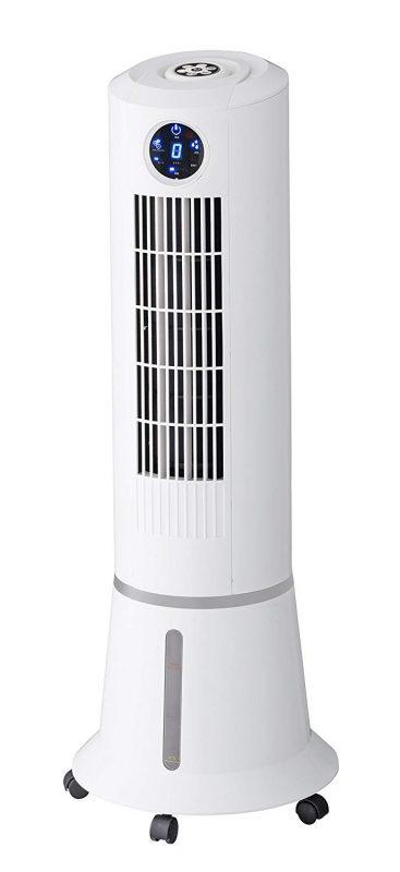 スリーアップ(three-up) スリムタワー冷風扇 EFT-1701