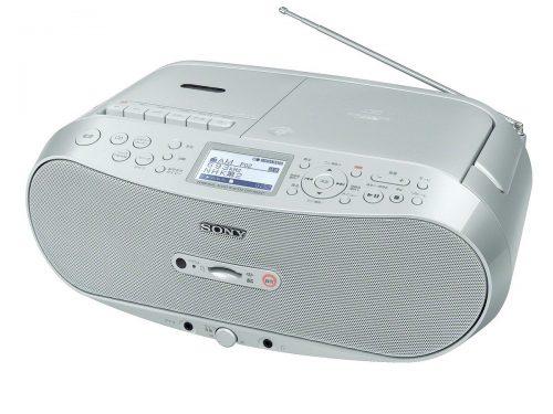 ソニー(SONY) CDラジカセ CFD-RS501