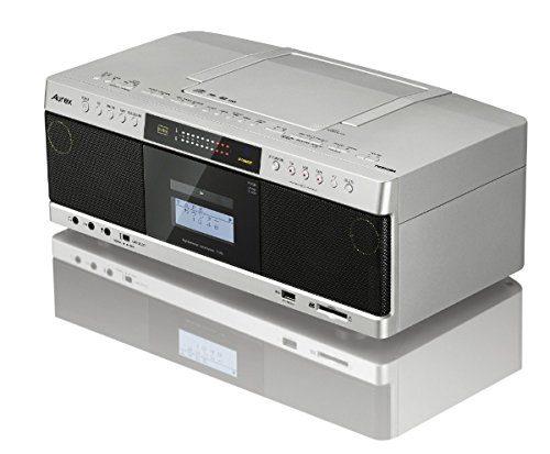 東芝(TOSHIBA) ハイレゾ対応SD/USB/CDラジカセ Aurex TY-AK1