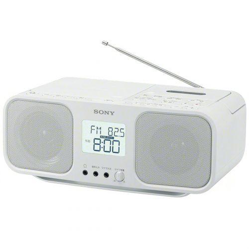 ソニー(SONY) CDラジオカセットレコーダー CFD-S401