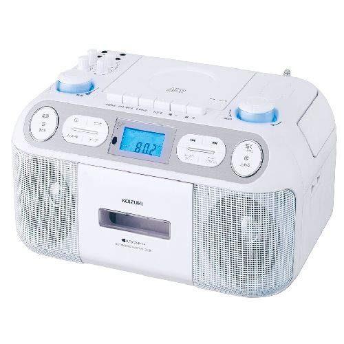 コイズミ(KOIZUMI) CDステレオラジカセ SAD-4942-W