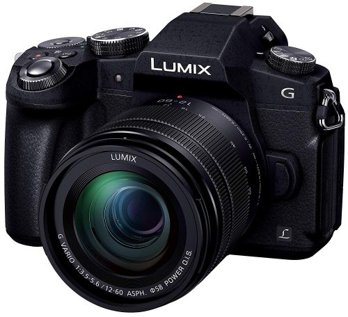パナソニック(Panasonic) ミラーレスカメラ LUMIX G8