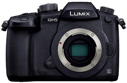 パナソニック(Panasonic) ミラーレスカメラ LUMIX GH5