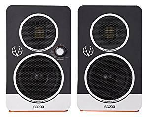 イブオーディオ(EVE AUDIO) モニタースピーカー SC203 ペア