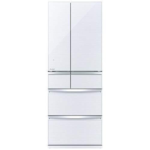 三菱電機(MITSUBISHI) 6ドア冷蔵庫 置けるスマート大容量 WXシリーズ MR-WX60D