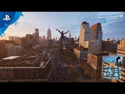 Marvel's Spider-Man - ソニー・インタラクティブエンタテインメント
