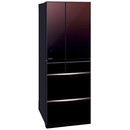 三菱電機(MITSUBISHI) 冷蔵庫 置けるスマート大容量MXシリーズ MR-MX57D 572L