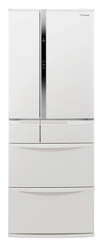 パナソニック(Panasonic) 冷蔵庫 NR-FVF454 451L