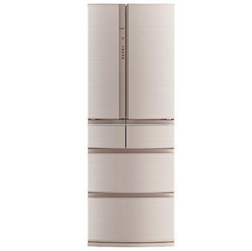 三菱電機(MITSUBISHI) 冷蔵庫 置けるスマート大容量 RXシリーズ MR-RX46C 461L