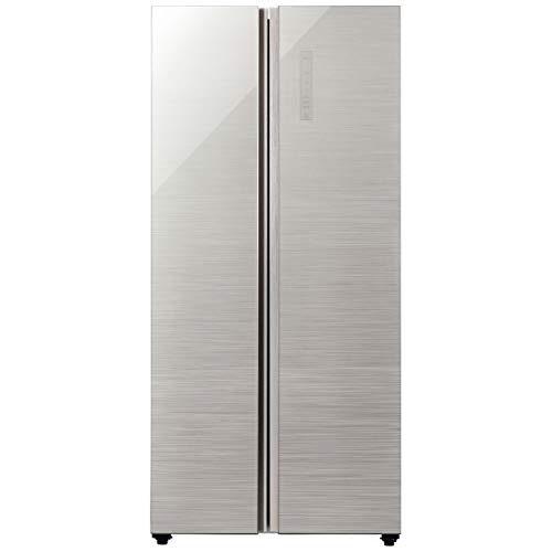 アクア(AQUA) 冷蔵庫 AQR-SBS45H 449L