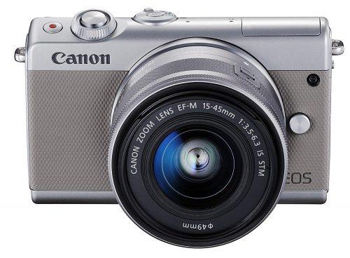 キヤノン(Canon) ミラーレス一眼 EOS M100