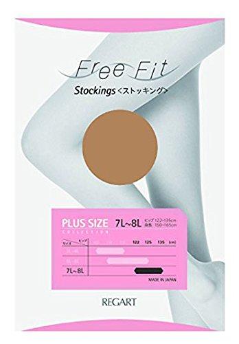 Piedo FreeFit 日本製ゆったりパンスト