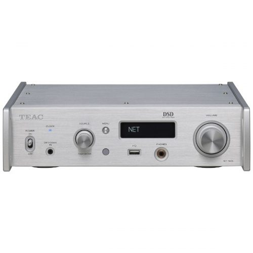 ティアック(TEAC) ネットワークオーディオプレーヤー NT-505