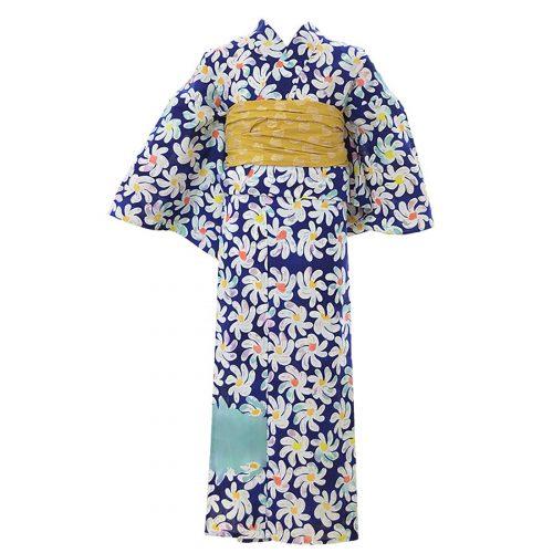 ツモリチサト(TSUMORICHISATO) 浴衣 兵児帯 2点セット