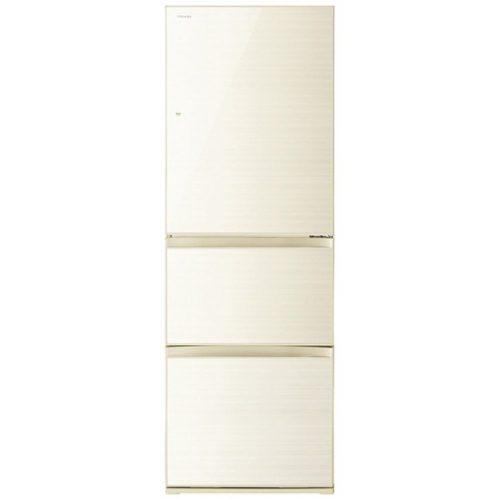東芝(TOSHIBA) 冷凍冷蔵庫 VEGETA 363L GR-R36SXV