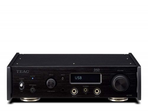 ティアック(TEAC) USB DAC/ヘッドホンアンプ UD-505
