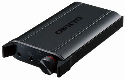 オンキヨー(ONKYO) ポータブルヘッドホンアンプ DAC-HA200 DAC-HA200-B