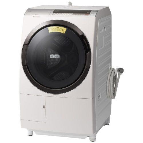 日立(HITACHI) ドラム式洗濯乾燥機 ビッグドラム  BD-SX110CL