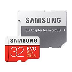 サムスン(Samsung) microSDHCカード 32GB EVOPlus MB-MC32GA/ECO