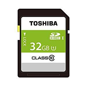 東芝(TOSHIBA)SDHCカード 32GB THN-NW32G4R8