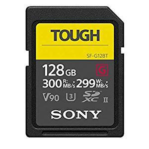 ソニー(SONY) SDXCメモリーカード 128GB SF-G128T