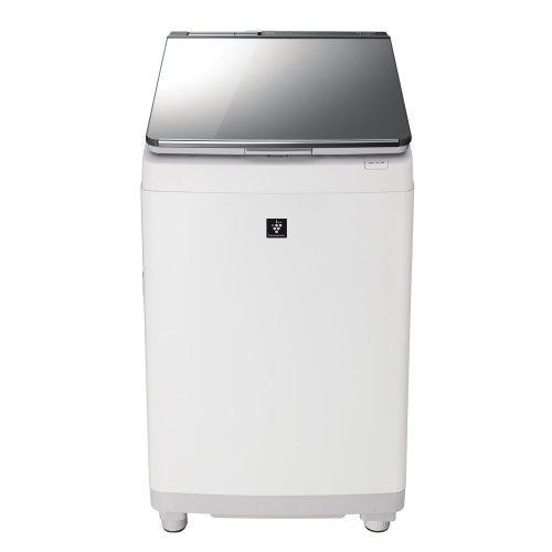 シャープ(SHARP) タテ型洗濯乾燥機 ES-PU11C