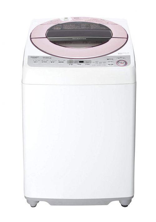 シャープ(SHARP) 全自動洗濯機 ES-GV7C-P