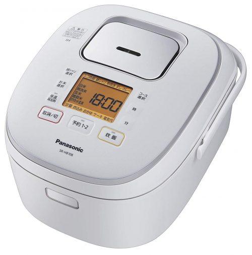 パナソニック(Panasonic) IHジャー炊飯器 5.5合 SR-HB108