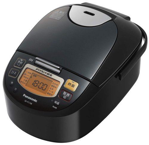 パナソニック(Panasonic) IHジャー炊飯器 5.5合 SR-FC108