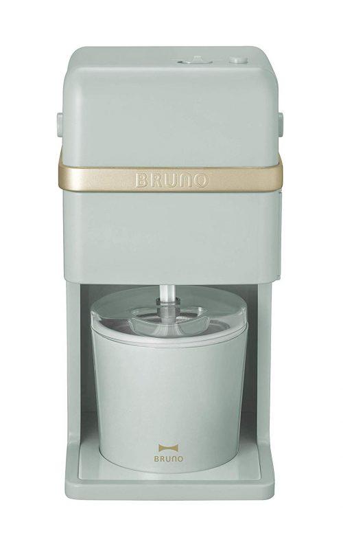 ブルーノ(BRUNO) アイスクリーム&かき氷メーカー BOE061
